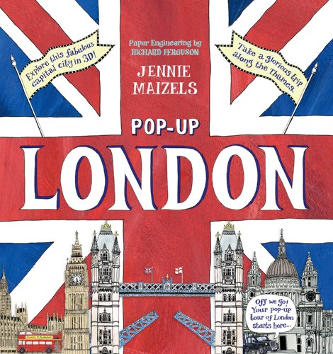9781406321579: Pop-Up London