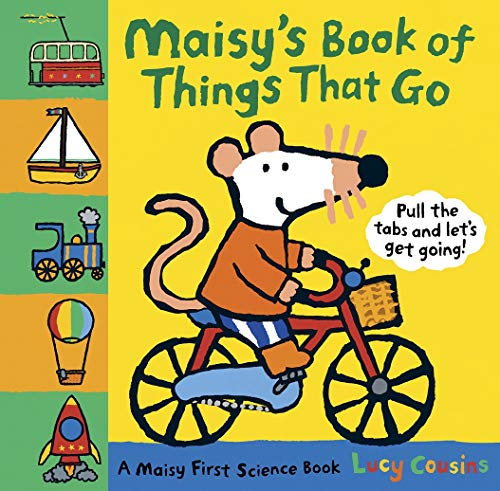 9781406321722: Maisy's Book Of Things That Go