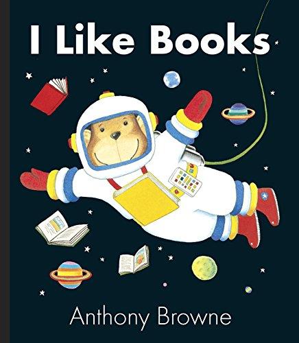 9781406321784: I Like Books