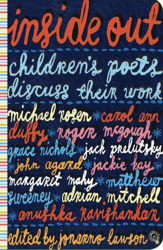 9781406321814: Inside Out: Children's Poets Discuss Their Work