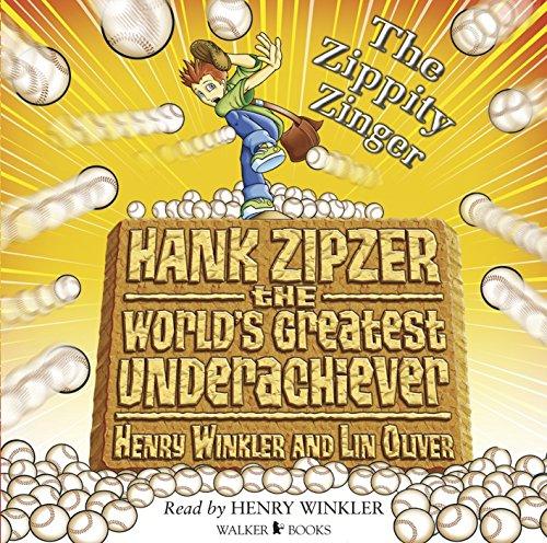 9781406322088: Hank Zipzer: The Zippity Zinger