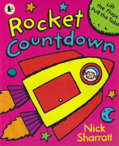 Rocket Countdown - Sharratt, Nick