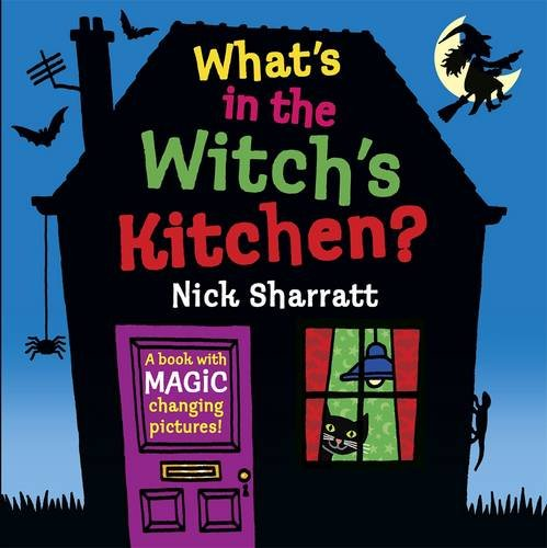 9781406322279: What's in the Witch's Kitchen? (Lift the Flap)