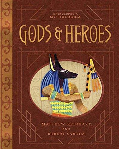 9781406322460: GODS & HEROES (Encyclopedia Mythologica series)