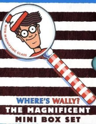 9781406322491: Where's Wally? The Magnificent Mini Box Set