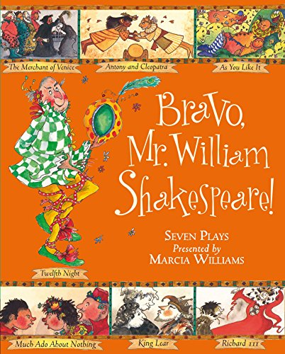 9781406323351: Bravo, Mr. William Shakespeare!