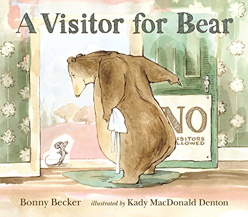 9781406323429: A Visitor for Bear (Bear and Mouse)