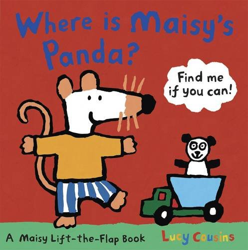 Where is Maisy's Panda?: Lucy Cousins