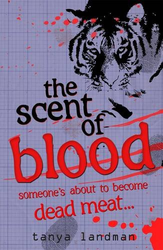 9781406323719: Scent Of Blood, The: Poppy Field's Bk 5