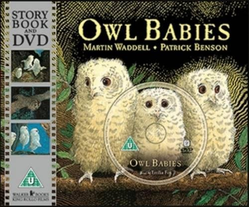 9781406323917: Owl Babies (Book & DVD)