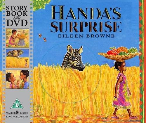9781406323979: Handa's Surprise. : Book and CD
