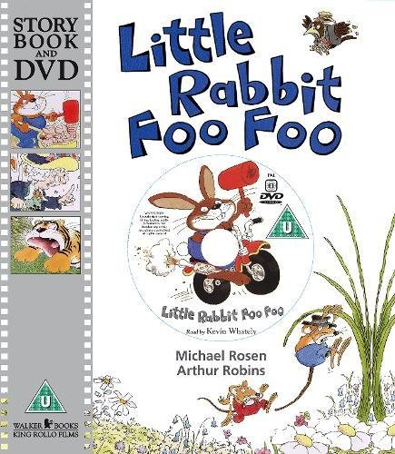 9781406323993: Little Rabbit Foo Foo (Book & DVD)