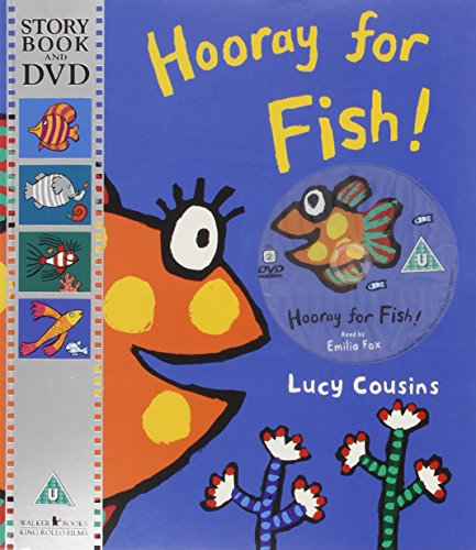 9781406324006: Hooray for Fish! (Book & DVD)