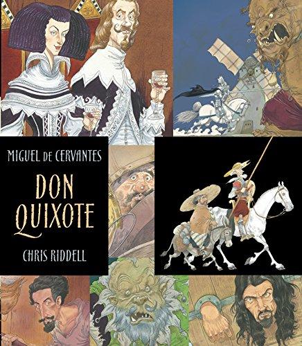 Don Quixote (Walker Illustrated Classics): Cervantes, Miguel de,