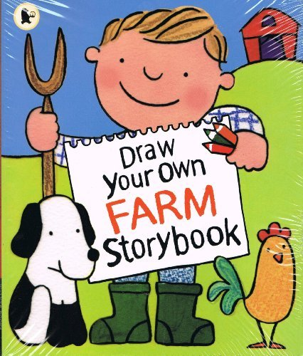 9781406324518: Draw Your Own Storybooks 5 book pack set: Collection includes Draw Your Own Farm Storybook, Draw Your Own Pirate Storybook, Draw Your Own Pony Storybook, Draw Your Own Jungle Storybook and Draw Your Own Magic Storybook. Rrp £19.95