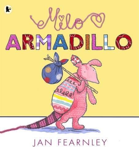 9781406325553: Milo Armadillo