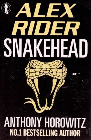 9781406325669: Alex Rider 7 Cd: Snakehead