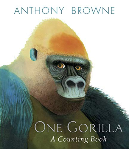 9781406325799: One Gorilla: A Counting Book