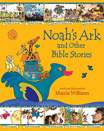 9781406326109: Noah's Ark and Other Bible Stories