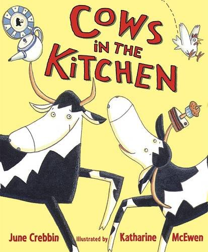 9781406326321: Cows in the Kitchen