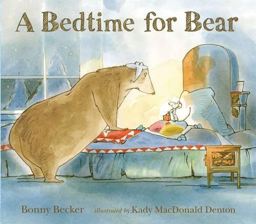 9781406327762: A Bedtime for Bear