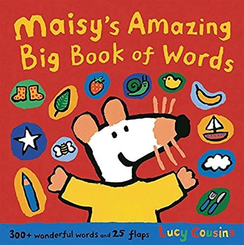 9781406327830: Maisy's Amazing Big Book of Words