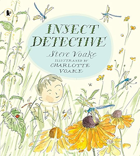 9781406328097: Insect Detective (Nature Storybooks)