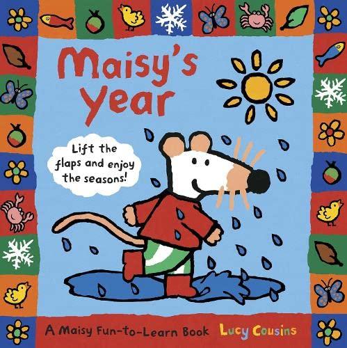 9781406328455: Maisy's Year