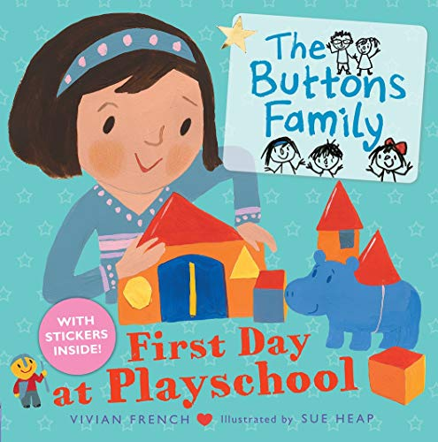 9781406328561: The Buttons Family: First Day at Playschool
