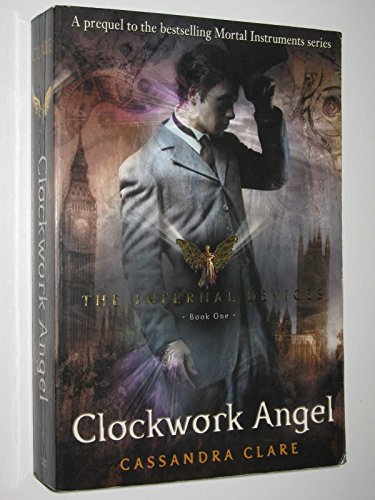 9781406328813: Clockwork Angel