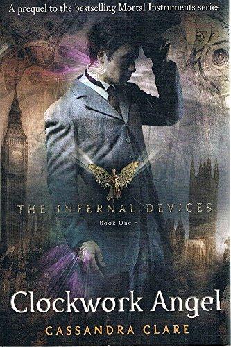 9781406328813: Clockwork Angel Infernal Devices