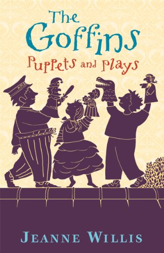 Puppets and Plays (9781406328837) by Jeanne Willis