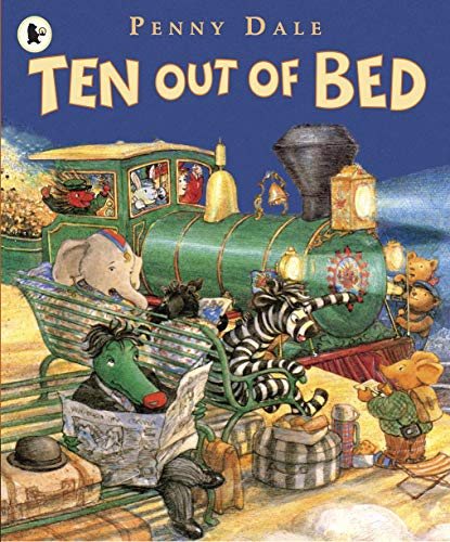 9781406328844: Ten Out Of Bed