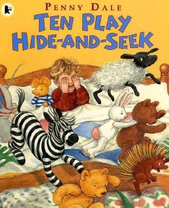9781406328851: Ten Play Hide And Seek - AbeBooks - Penny