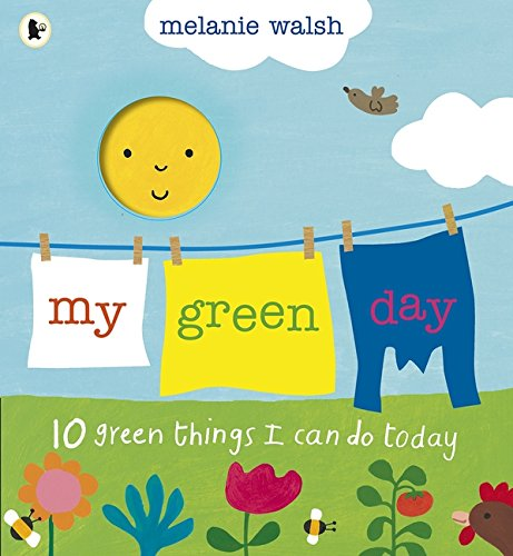 My Green Day: Melanie Walsh