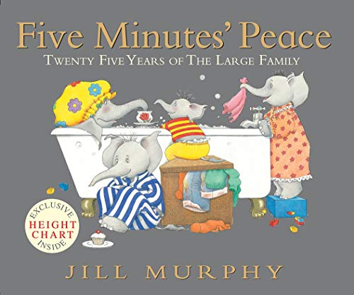 9781406330120: Five Minutes' Peace (Large Family)