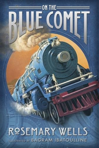 9781406330144: On the Blue Comet