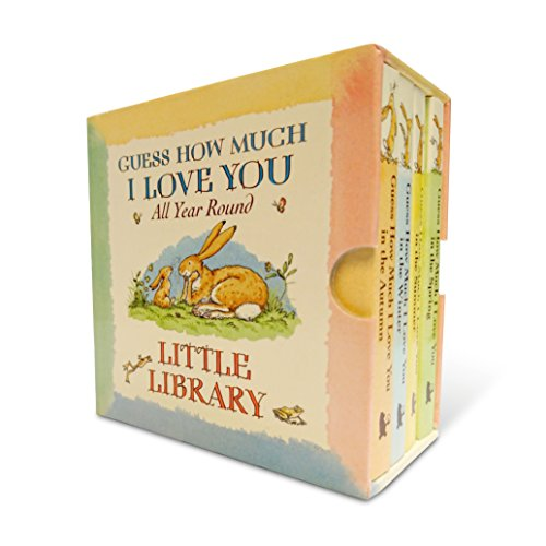 9781406330182: Guess How Much I Love You Little Library