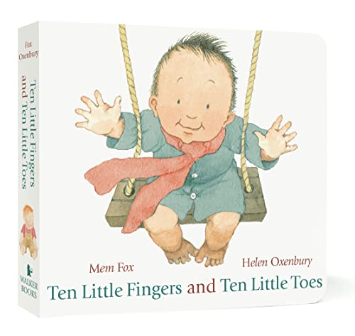 9781406331264: Ten Little Fingers and Ten Little Toes