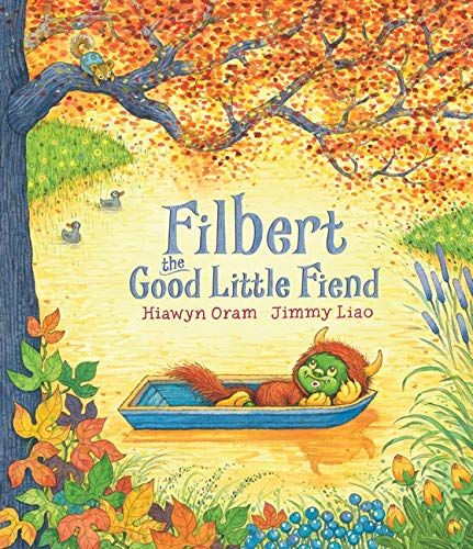 9781406331479: Filbert, the Good Little Fiend