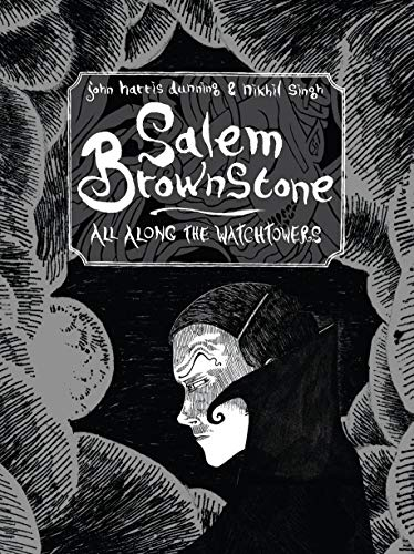9781406331769: Salem Brownstone: All Along the Watchtowers