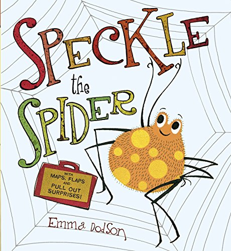 9781406331936: Speckle the Spider