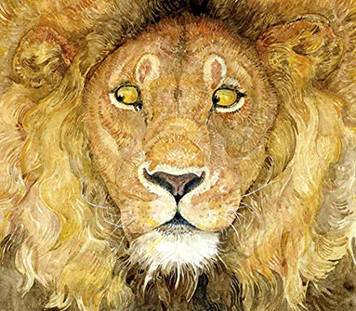 Lion and the Mouse: Jerry Pinkney