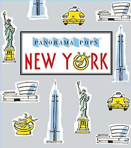 9781406332957: New York: A Three-Dimensional Expanding City Skyline (Panorama Pops)