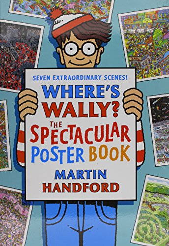 9781406333329: Where's Wally the Spectacular