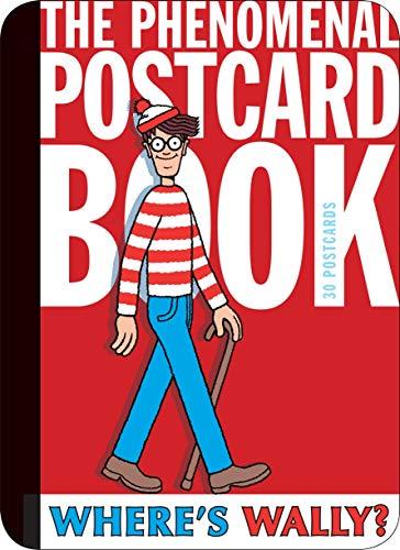 9781406333367: Where's Wally? The Phenomenal Postcard Book