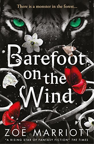 Barefoot on the Wind: Marriott, Zoe