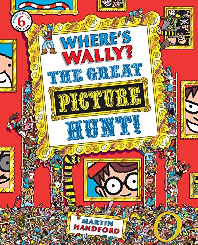 9781406333756: Where's Wally? The Great Picture Hunt
