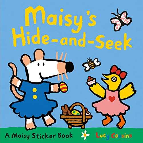 Maisy's Hide-And-Seek Sticker Book: Lucy Cousins