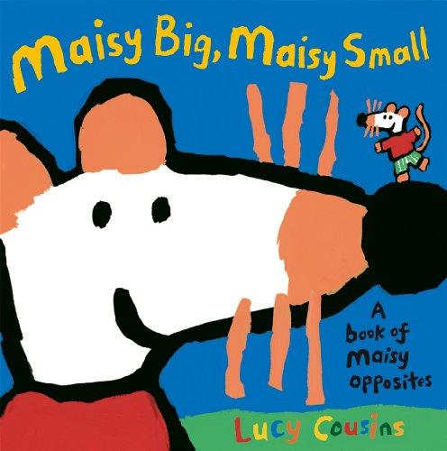 9781406334555: Maisy Big, Maisy Small